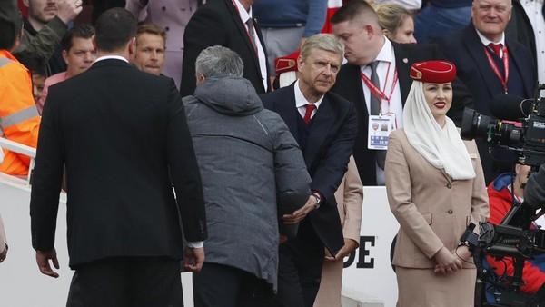 Akhirnya Kalah dari Wenger, Mourinho: Rekor yang Aneh