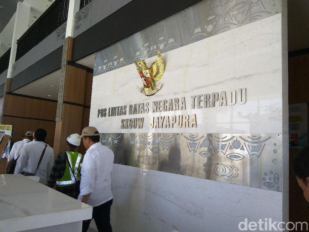 Begini Cara Masuk Turis di Perbatasan Indonesia-PNG