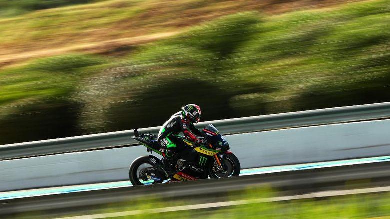 Puas dengan Performa Motor, Zarco Incar Kemenangan di Le Mans