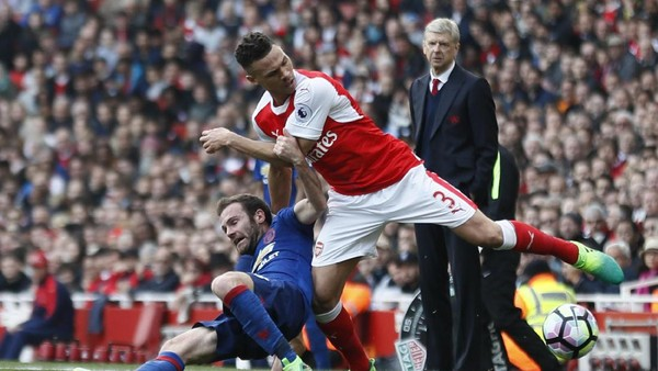 Arsenal Lepas Gibbs ke WBA