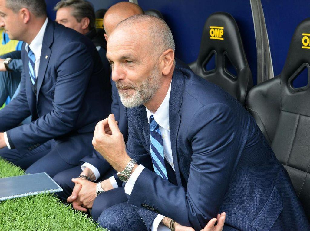 Stefano Pioli, Allenatore Baru AC Milan