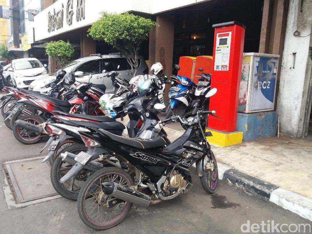 Tarif Parkir di Jakarta Diusulkan Naik 10%