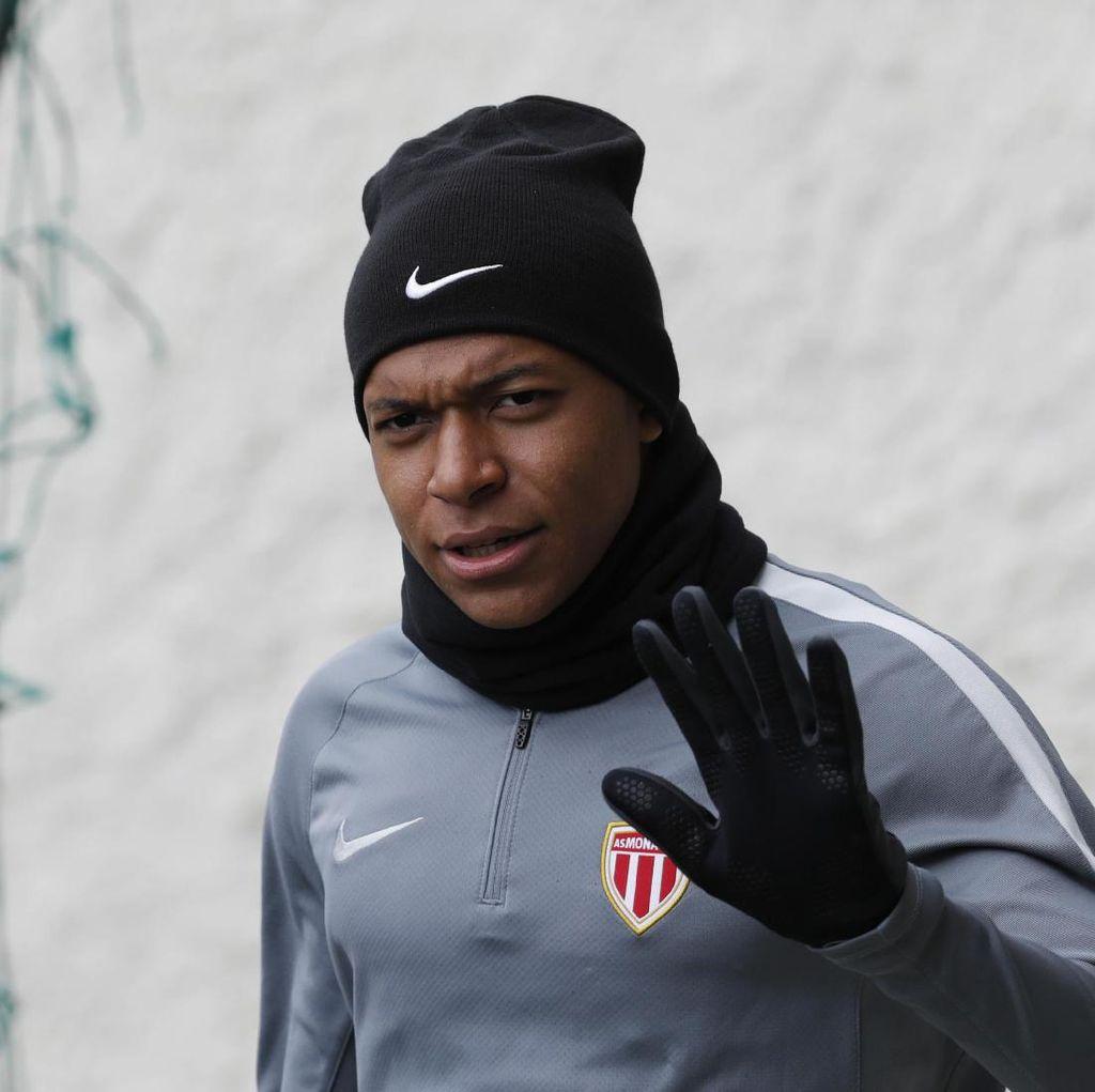 Fokus Bawa Monaco Juara Liga, Mbappe Abaikan Rumor Madrid