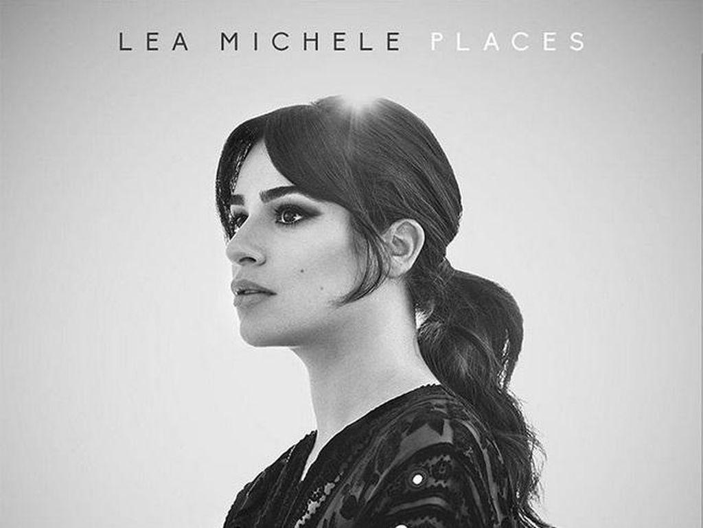 Places Lea Michele: Menyampaikan Lara dengan Anggun