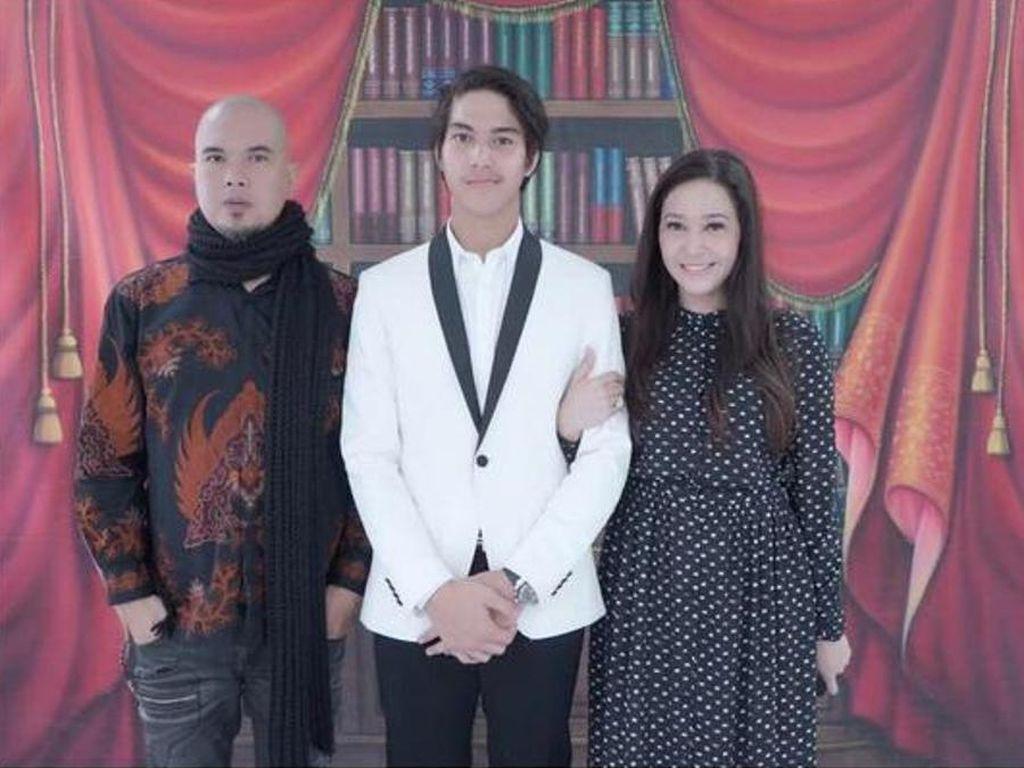 Terungkap! Psikologi El Rumi Terganggu Usai Maia Cerai dan Dhani Nikahi Mulan