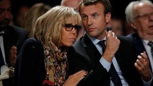 Wuih! Presiden Macron Habiskan Rp 414 Juta Untuk Makeup