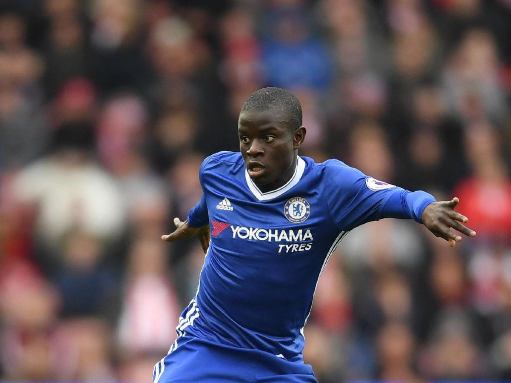 Kante Kembalikan Chelsea ke Level yang Semestinya