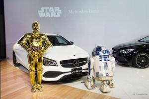 Mercedes-Benz Edisi Star Wars