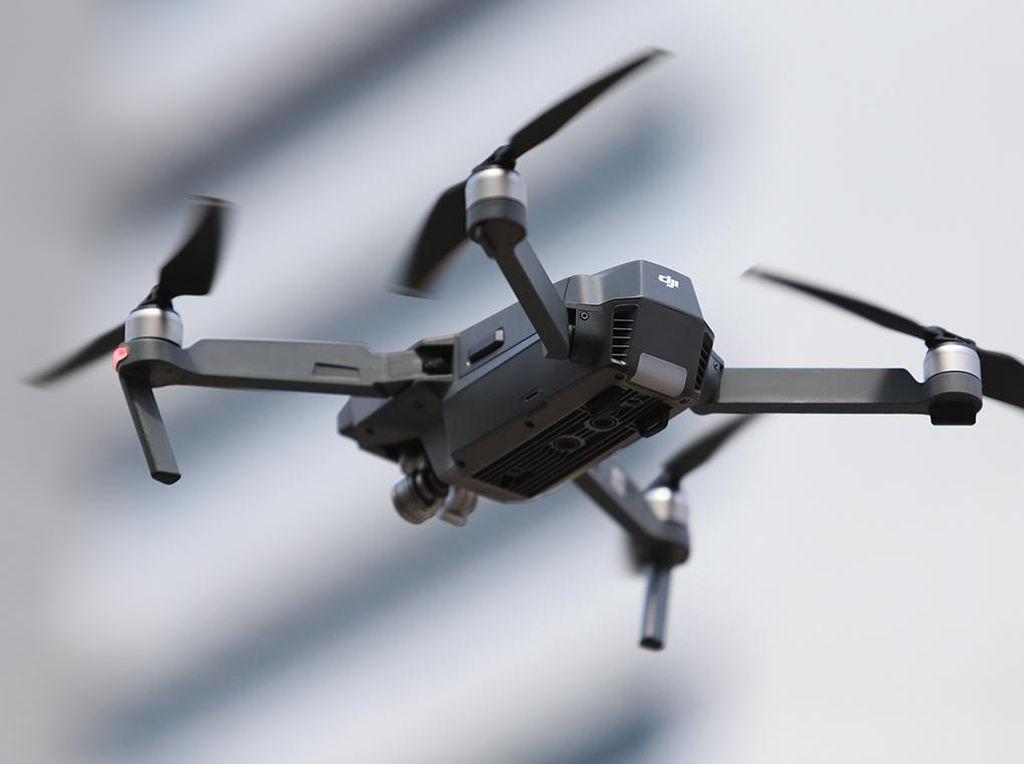 Drone DJI Dicekal Tapi Terlanjur Kuasai Pasar Amerika