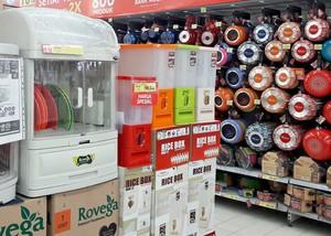 Rumah Lebih Rapi dengan Berbagai Promo di Transmart Carrefour