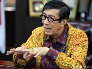 Tak Setuju Persekusi, Menkum HAM: Indonesia Bukan Negara Barbar