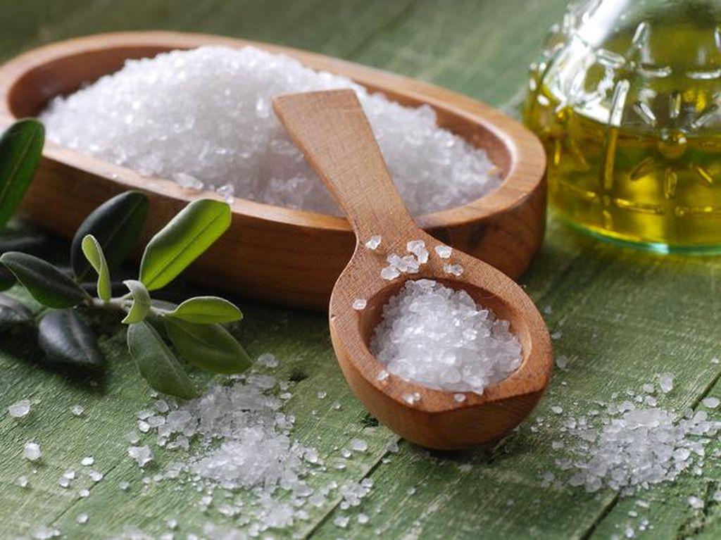Tak Asal Asin, Kenali 5 Jenis Garam yang Umum Dipakai Memasak