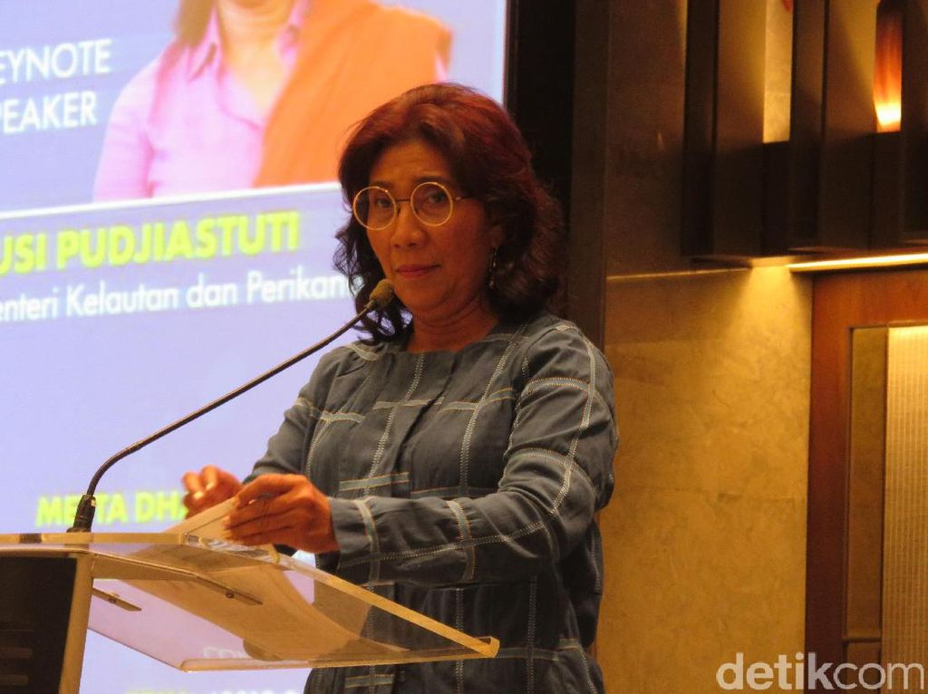Laporan Keuangan Menteri Susi di 2016 Disclaimer