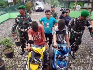 Komplotan Penipu Undian Berhadiah Ngantor di Perumahan Mewah