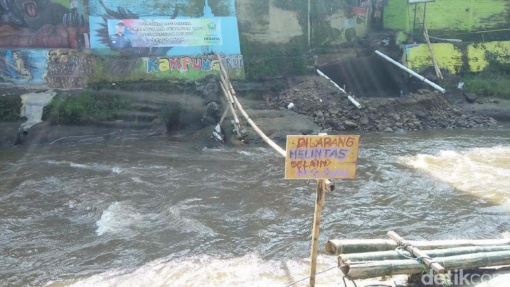 Keren, Kampung Warna Warni di Malang akan Dibangun Jembatan Kaca