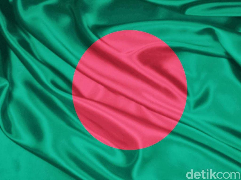 600 Ekstremis Bangladesh Menyerahkan Diri, Terbesar dalam Puluhan Tahun