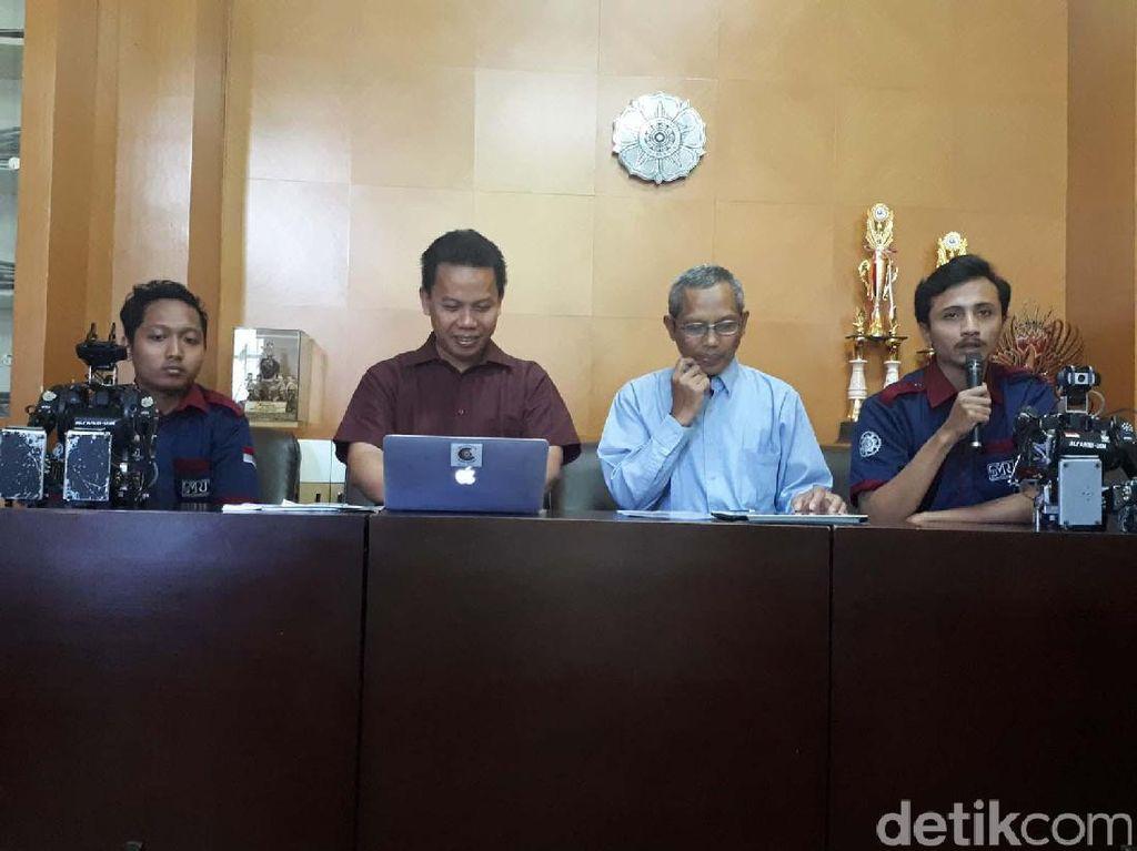 Kontes Robot Indonesia Regional 3 akan Digelar di UGM