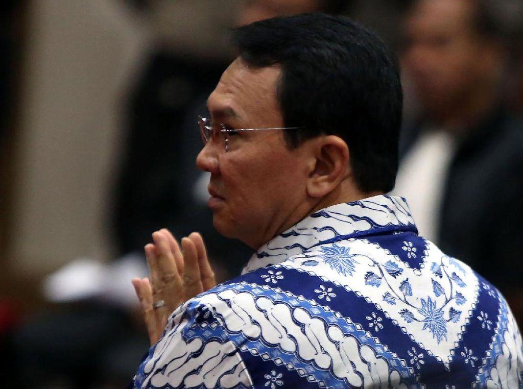 Jaksa Bacakan Kesaksian Ahok di Sidang Buni Yani