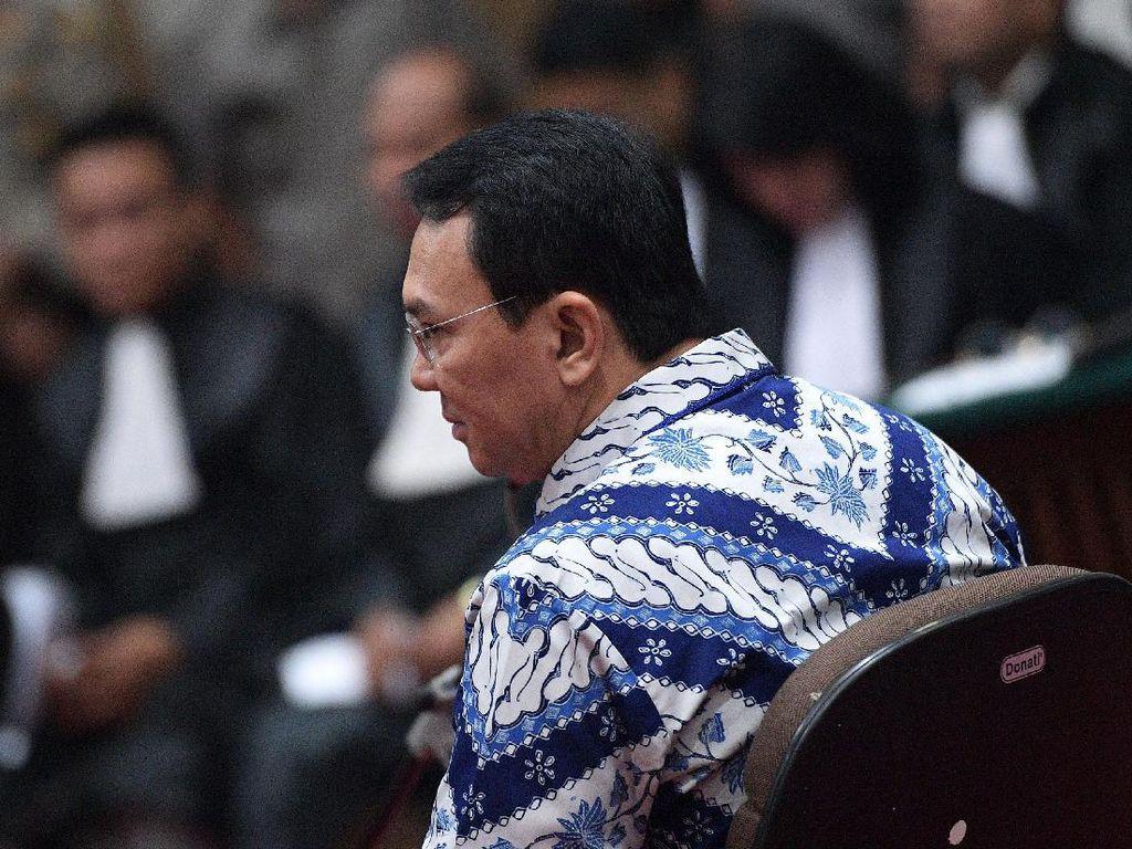 Pengacara Sebut Hakim Minta Ahok Dihadirkan ke Sidang Gugatan Cerai