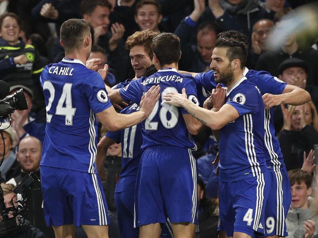 Butuh Satu Kemenangan Lagi, Chelsea Bisa Berpesta di Markas West Brom