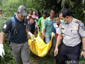 Seorang Pemuda Ditemukan Tewas Penuh Luka di Kebun Bambu