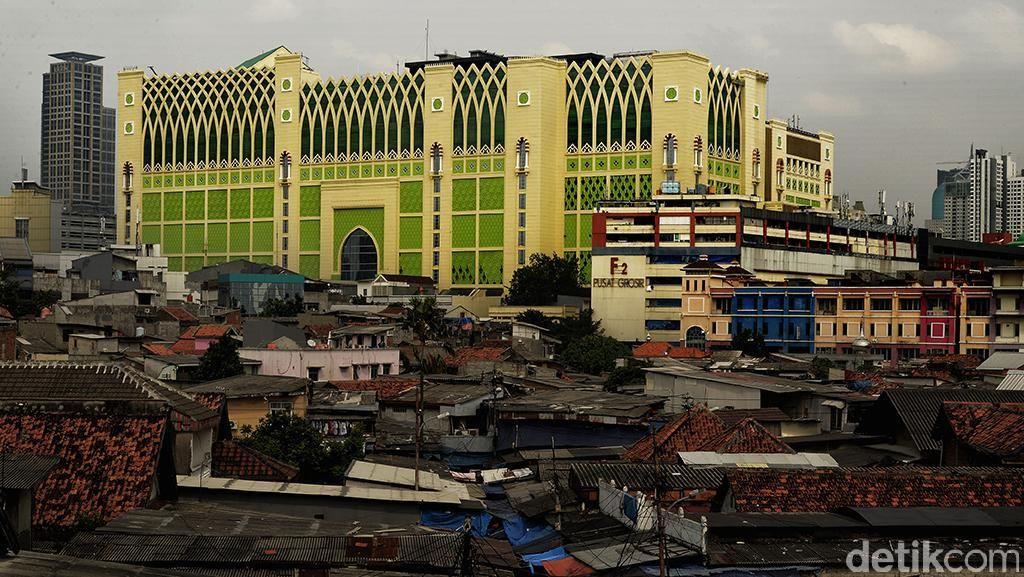 Pasar Tanah Abang Masih yang Terbesar di Asia Tenggara