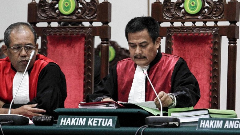 Ketua Majelis Sidang Ahok Dipromosikan Jadi Hakim Tinggi Denpasar