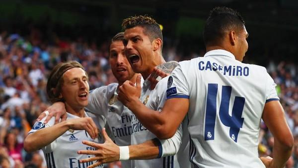 Misi Madrid Memburu Gol ke-500 di Liga Champions