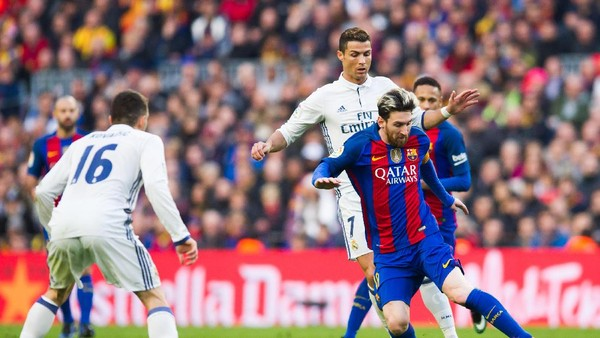 Bisakah Ronaldo Lewati Messi Malam Nanti?