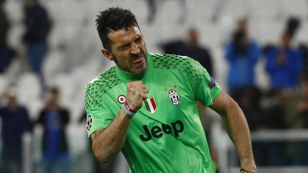Buffon Sempat Berpikir Takkan Rasakan Final Liga Champions Lagi