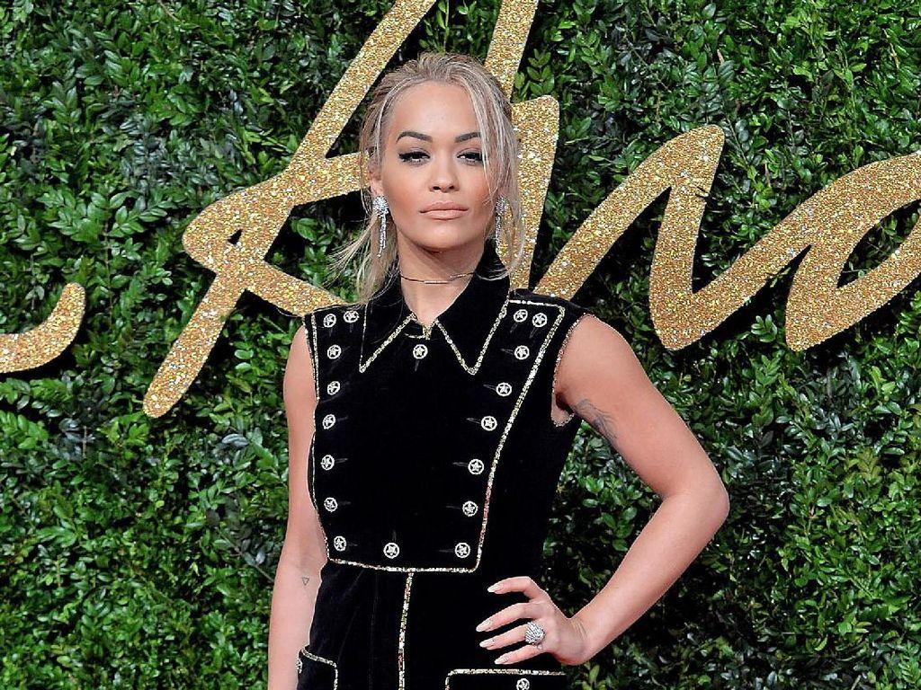 Ingin Keluarga Besar, Rita Ora Bekukan Sel Telur Sejak Usia 20-an