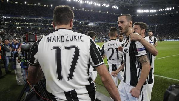 Juventus Kebobolan Lagi Setelah <i>Clean Sheet</i> di 6 Laga