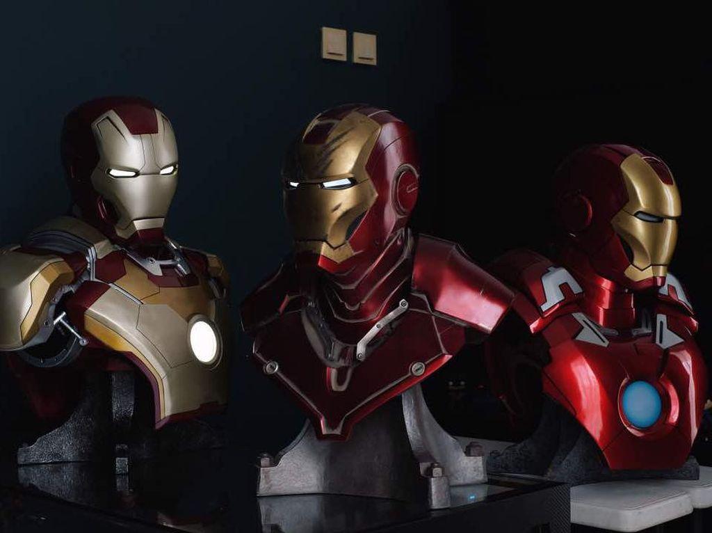 Iron Man, Kecanggihan Teknologi Buah Pemikiran Stan Lee
