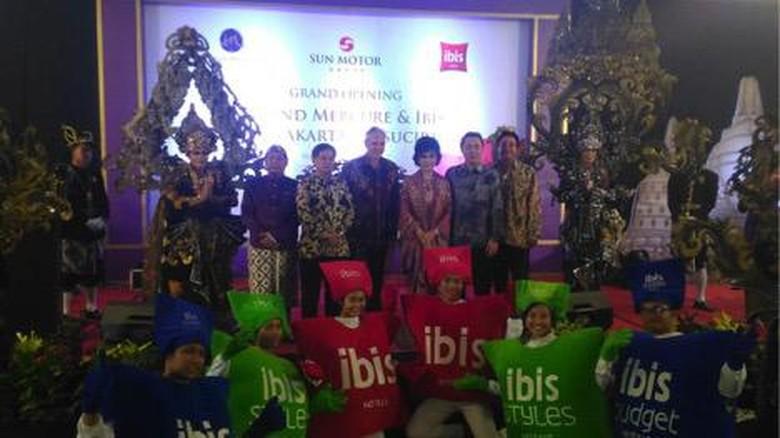 Acara launching Grand Mercure dan Ibis Yogyakarta Adi Sucipto pada Jumat (5/5/2017) /Foto: dok. Kementerian Pariwisata
