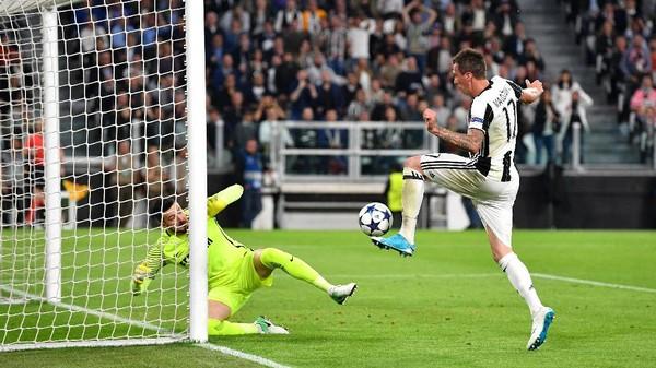 Turun Minum, Juventus Unggul 2-0 atas Monaco