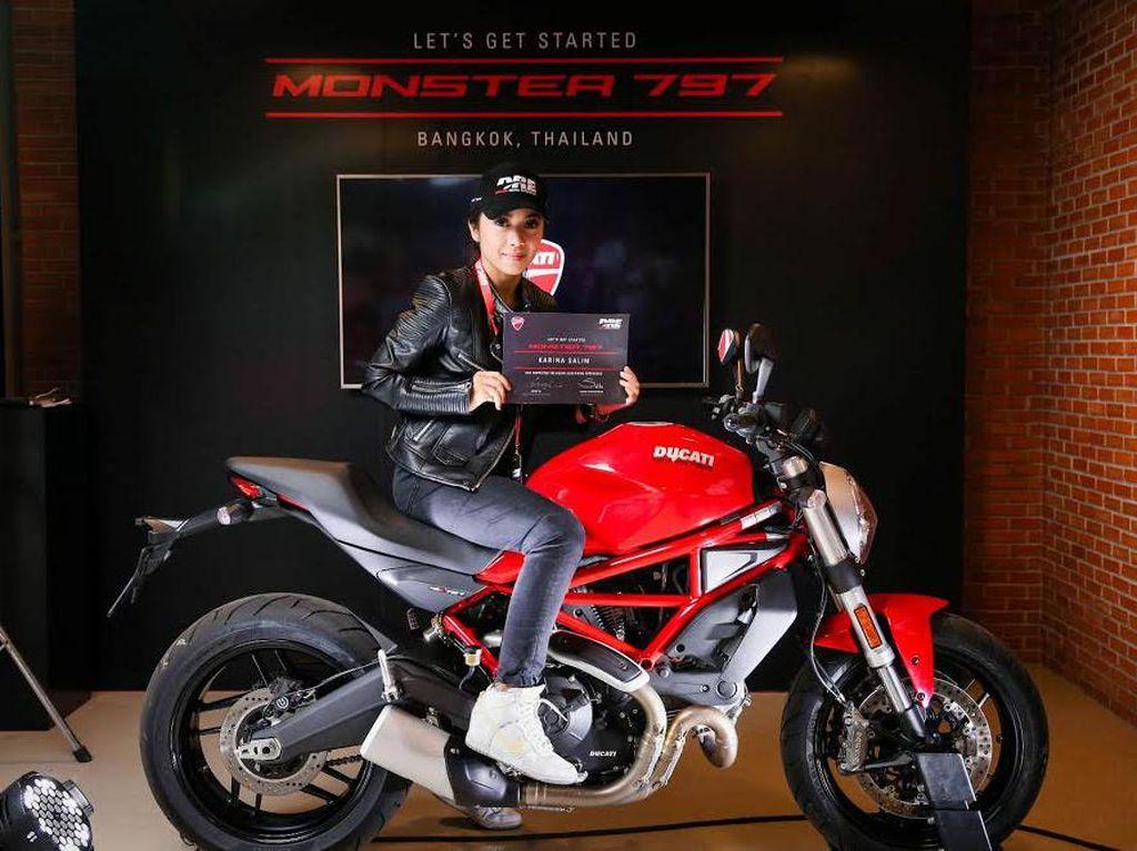 Pesta Ulang Tahun Perak Ducati Monster