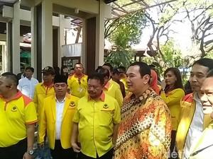 Wanbin Partai Berkarya Tommy Soeharto: Korupsi Makin Merajalela