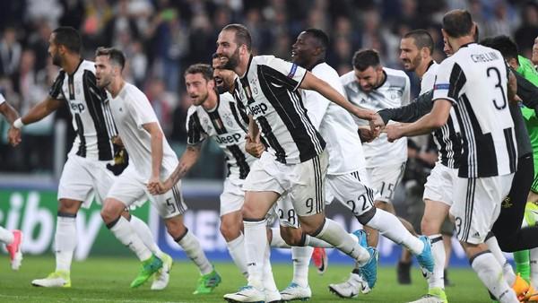 Statistik yang Iringi Kelolosan Juventus ke Final