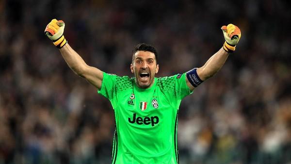 Kini Pandangan ke Trofi, Buffon: Perjalanan ke Final Sudah Tak Berarti Lagi