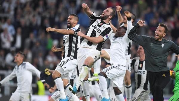 Juventus Sekarang Lebih Eropa