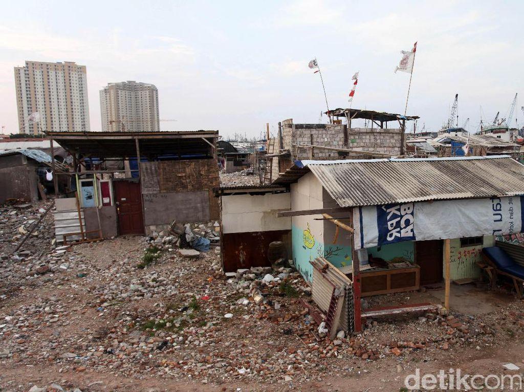 Kampung Akuarium Akan Dibangun Cagar Budaya