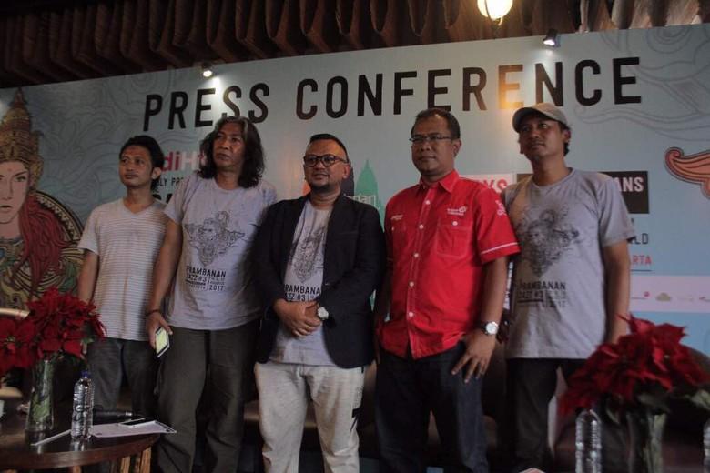 Menyimak Line Up (Sementara) 'Prambanan Jazz Festival 2017'