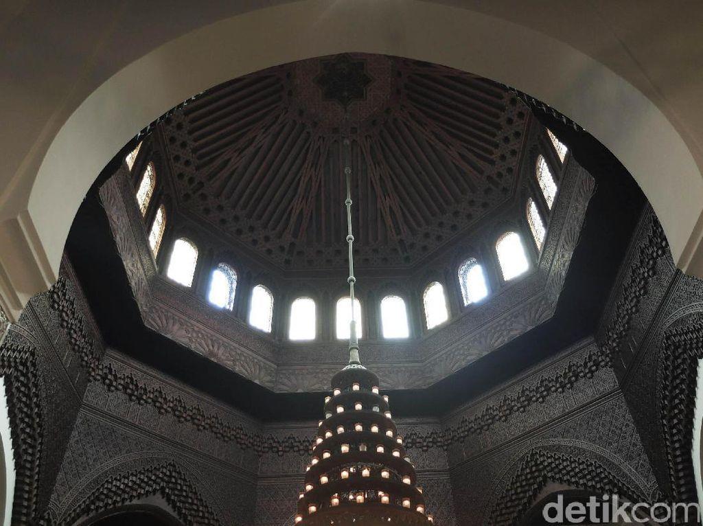 Jelang Idul Adha, Masjid di Prancis Dicoret-coret Orang Tak Dikenal