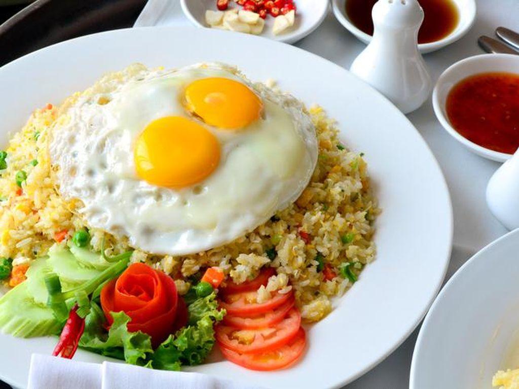9 Nasi Goreng Unggahan Netizen Ini Dijamin Bikin lapar!