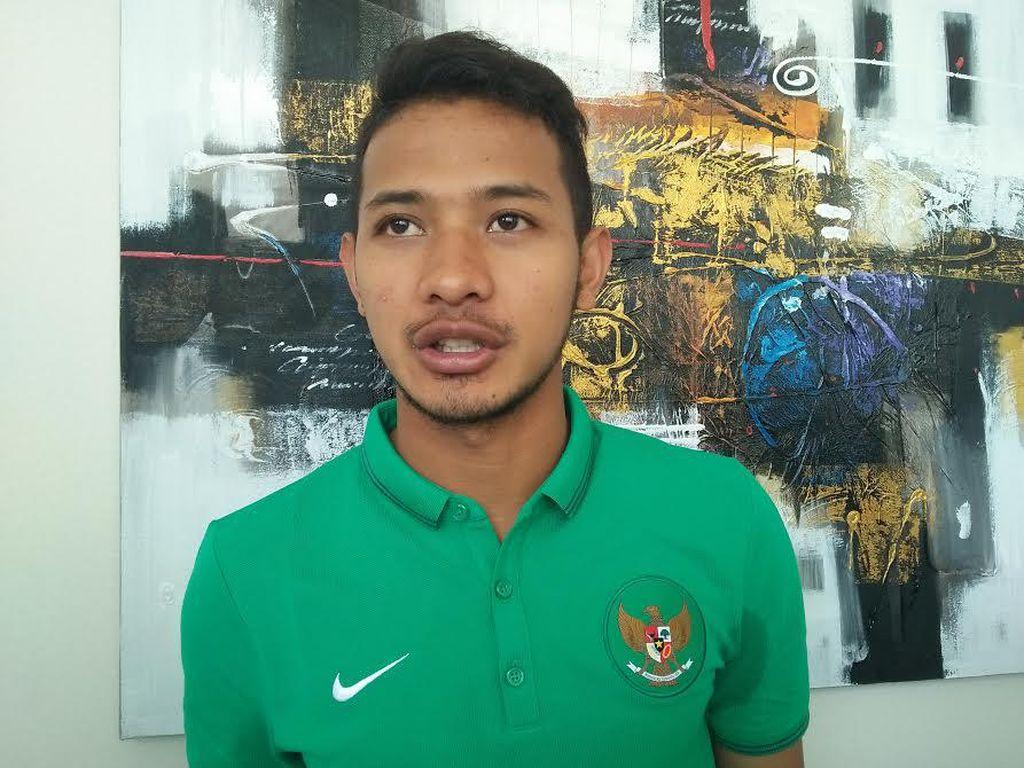 Pembuktian Gian Zola di Timnas Indonesia