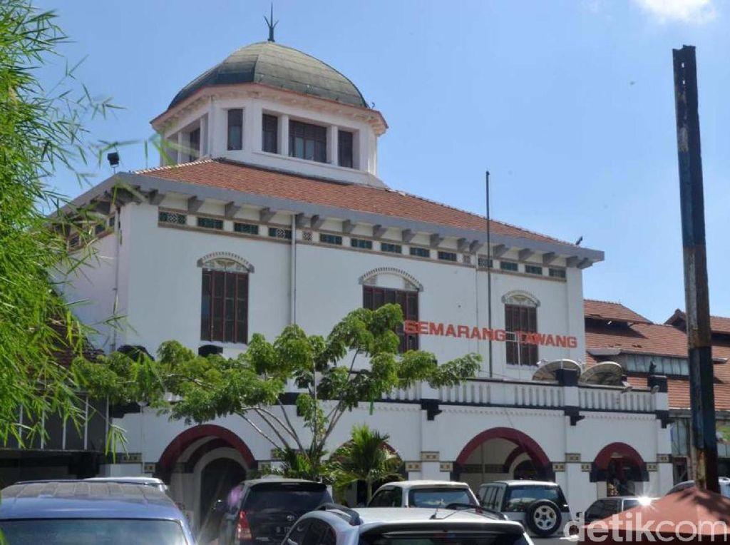 Seluruh Jadwal KA Jarak Jauh di Daop 4 Semarang Dibatalkan
