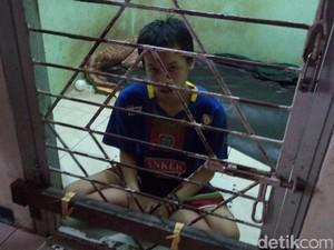 Kerap Ngamuk, Remaja di Bandung Dikurung Ortu Selama 7 Tahun