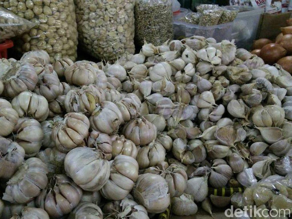 Importir Bawang Mangkir Wajib Tanam, Rekomendasi Impor Disetop