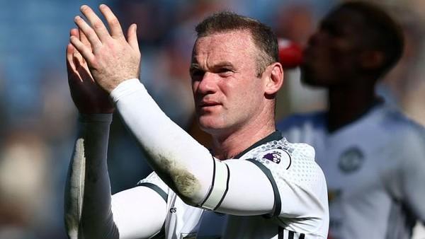 Tekad Rooney Antar Everton Raih Trofi