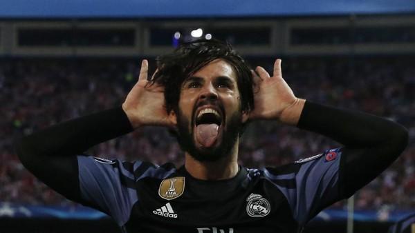 Lolos Usai Kalahkan Lawan Tangguh Terasa Lebih Nikmat untuk Madrid